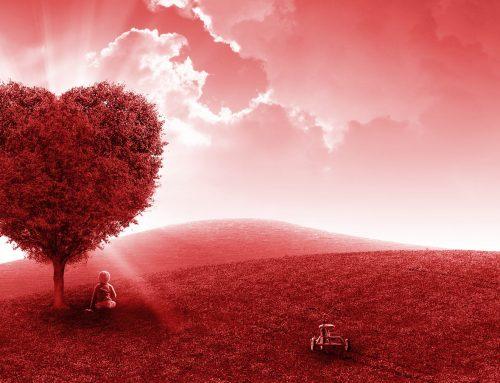 Lege buik en een gebroken hart