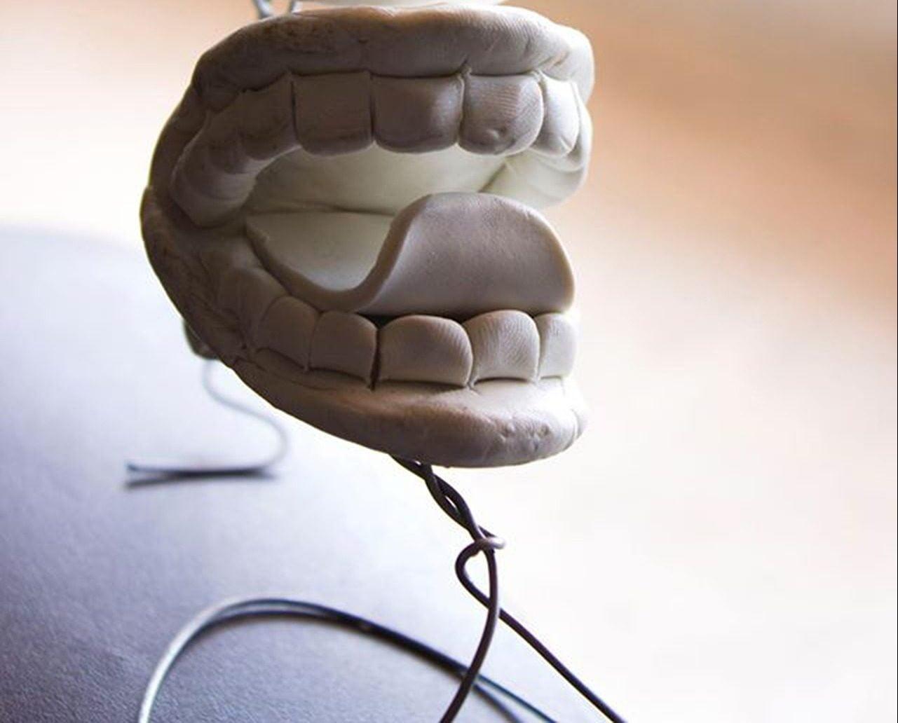 Spanning in je kaken geeft spanning in je lijf