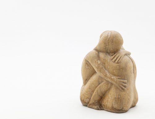 Doe de solo-knuffel bij spanning en angst