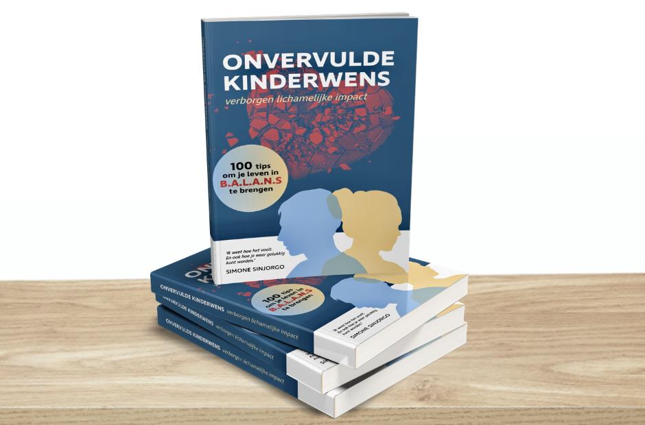 Boek Onvervulde Kinderwens - verborgen lichamelijke impact