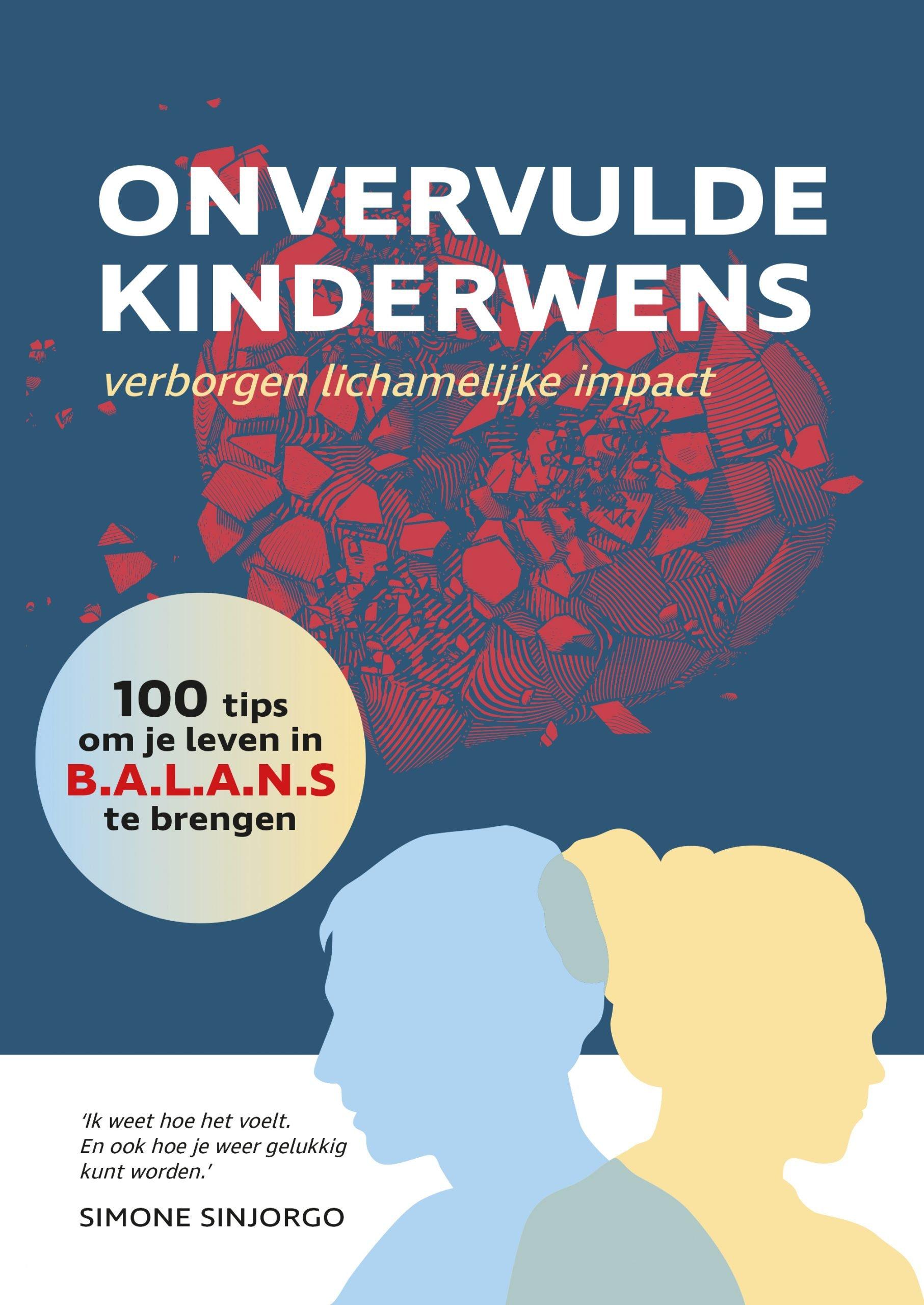 Boek Onvervulde kinderwens verborgen lichamelijke impact 100 tips die je leven in balans brengen
