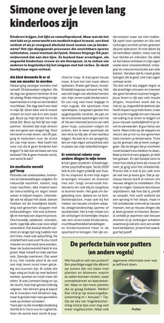 Artikel Weekblad Heusen ongewenstkinderloo